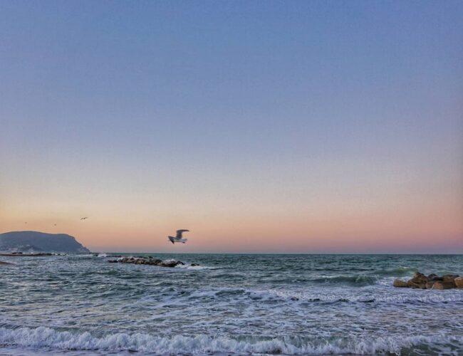 Torneremo a goderci i tramonti in riva al mare! 🏖️
